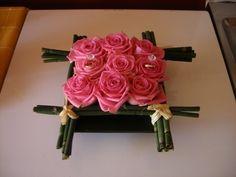Bambou + fleurs                                                                                                                                                                                 Plus