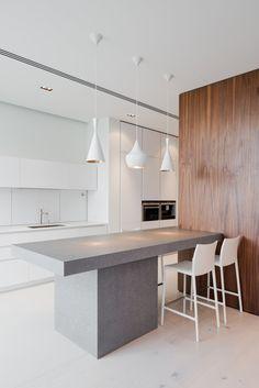 New Arbat Apartment / SL*Project