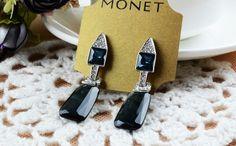 M*NET earrings at www.dearoy.com
