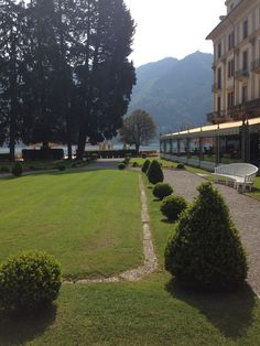 Villa d'este garden. Perfect for an elegant wedding in Lake Como