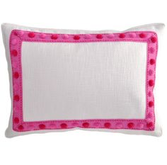 Pink Pom Pom Pillow from oomph!