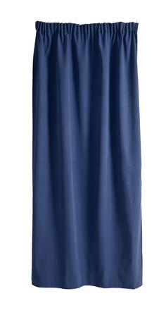 Rideau STOP FEU ignifuges (norme M1) occultant (140x260) existe en lin, gris, rouge, bleu