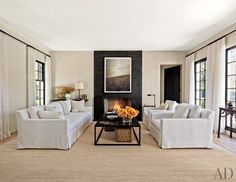Spectacular Living Room Inspiration from Design Pros Photos | Architectural Digest