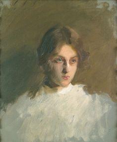 John Singer Sargent: Edith French (c.1901)
