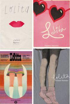 Lolita - 1 theme  - 4 approaches