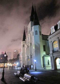 New Orleans- this was my favorite city growing up. Always wanted to live in New Orleans, although I lived about everywhere around it! :)