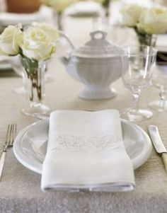 A White Christmas with Luscious - mylusciouslife.com - white-table-setting-country-living.jpg