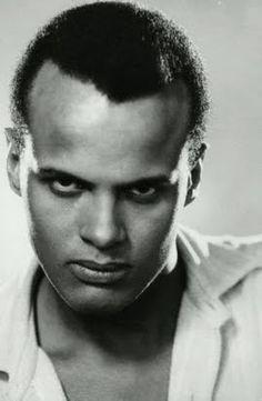Actor Activist Icon Harry Belafonte Black Image Hollywood Stars