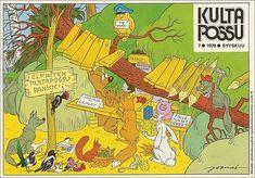 70-luvulta, päivää !: Kultapossukerho