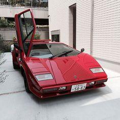 1983 Lambo Countach LP500S :O