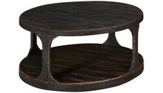 Riverside - Bellagio - Round Cocktail Table - Jordan's Furniture