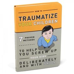 How To Traumatize Your Children on Yellow Octopus #kriskringle #traumatize #children