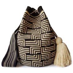 Crochet Stitches, Knit Crochet, Crochet Patterns, Mochila Crochet, Diana Krall, Ethnic Bag, Fabric Wallet, Art Bag, Boho Bags