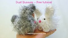 Bunny Video Tutorial ~ Amigurumi To Go