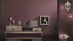 Ambiente Salon Moderno Capuccino - Modern Living Room Capuccino