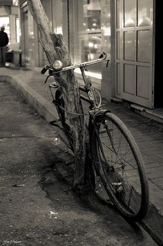 The Bicycle (by heshaaam)
