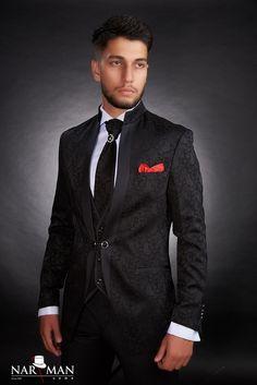 1 new message Sherwani, Mandarin Collar, Tuxedo, Mens Suits, Men's Shoes, Costumes, Suit Jacket, Nasa, Menswear