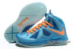 new product 7e7ed 3be7a Lebron 10 X Orange Blue TopDeals, Price   87.85 - Adidas Shoes,Adidas  Nmd,Superstar,Originals