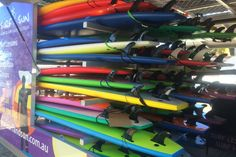 Choosing the right surfboard is so important - it really deserves a lot of research.  Try as many boards as you can - see which ones you like.  Get advice from a reputable surf shop or surf school.