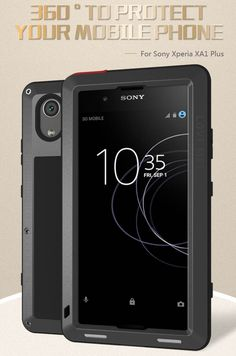 Love Mei Powerful Sony Xperia XA1 Plus Protective Case