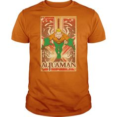 DC Aquaman T-Shirts, Hoodies. BUY IT NOW ==► https://www.sunfrog.com/Geek-Tech/DC-Aquaman.html?id=41382