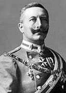Kaiser Wilhelm II-  Wilhelm, leader of Germany, had a strong belief in increasing the strength of the German armed forces, particularly the navy.