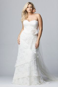 Wtoo Brides Luisa Gown Plus size gowns