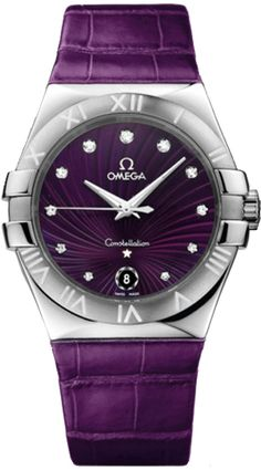 Omega Constellation 123.13.35.60.60.001