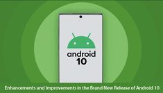 Android 10 has to close arrived and is open for users to purchase. These are some of the best features you will experience when you upgrade to android Ui Elements, App Development Companies, Best Android, Mobile App, Digital Marketing, Mobile Applications