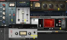 Waves Vocal Chain