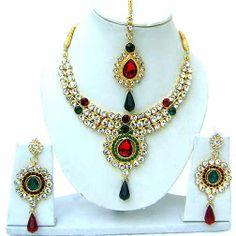 Diamond Bridal Jewelry Set NP-126