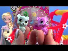 Queen Elsa Shopkins Season 2 GIANT CART Surprise Mystery Blind Bag Egg M...