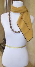 Christian Dior Vintage Silk Scarf - $40