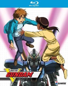 Mobile Suit V Gundam: Collection 2 [3 Discs] [Blu-ray]