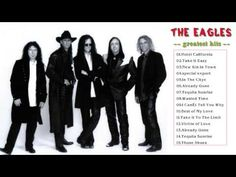 Somebody - Eagles (Album Long Road Out Of Eden. 2007) - YouTube