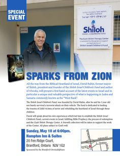 David Rubin, Sparks from Zion Tour