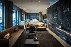 Hotel Zwolle Van der Valk Exclusief 9 Textile Prints, Textiles, Interior Decorating, Interior Design, Hygge, Restaurant Bar, Hotels, Inspiration, Furniture