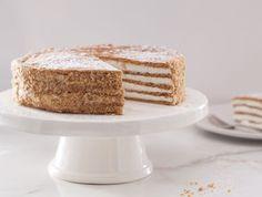ריז'יק, עוגת שכבות רוסית  (צילום: אפיק גבאי ,אוכל טוב)