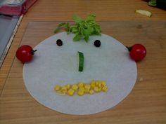 Eat your face   Getting the kids to eat veg