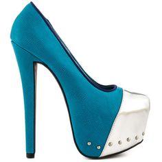 Ethanie - Blue by Shoe Republic