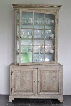 1000 ideas about oak cupboard on pinterest cupboards for Cerused oak kitchen cabinets