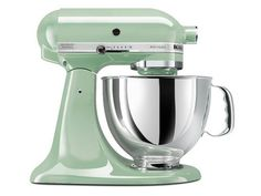 The ultimate kitchen machine - I have a red one! #KitchenAid