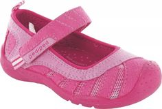 Pediped carries stylish and comfortable shoes for your little one's tootsies.