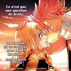 Natsu Fairy Tail, Fairy Tail Anime, Otaku Anime, Manga Anime, Citations Photo, Image Citation, Manga Quotes, Bleach Anime, Comic Games