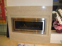 Regencyガス暖炉コンテンポラリーシリーズHZ54E