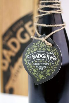 Badger Ale, Collector's Edition