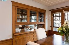 Dining Room Built In Cabinets. Room, House, Home, Kitchen Cabinets, Cabinet, Kitchen, Bungalow Dining Room, Athol, Built In Cabinets