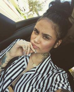 The Sexiest Celebrity Septum Piercings: Kelhani