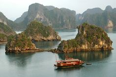 Ancient Asia in cruise....!