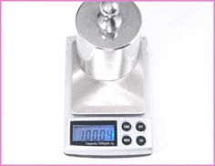 Used for measuring accurately for fine materials with the division of